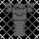 Stun gun Icon
