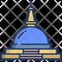 Stupa Boudha Boudhanath Icon