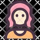 Styles Female Icon