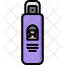 Styling Spray Hairstyle Icon