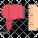 Styling equipment Icon