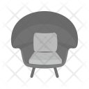 Chair Stylish Icon