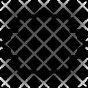 Stylish frame Icon