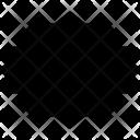 Stylish Border Frame Icon