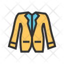 Stylish Jacket Icon