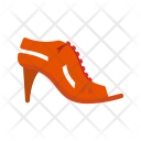 Stylish Sandals Icon