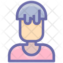 Boy Man User Icon