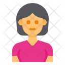 Avatar Female Woman Icon