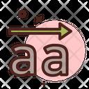 Stylistic Alternate Icon