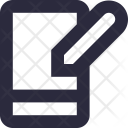 Stylus Phone Icon