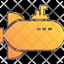 Sub Marine Icon