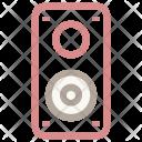 Speaker Woofer Subwoofer Icon