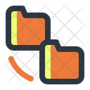 Subfolder Folder Content Icon
