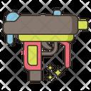 Submachine Gun Icon