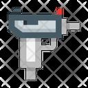 Submachine Gun Firearms Uzi Icon