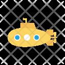 Submarine Abdose Travel Icon