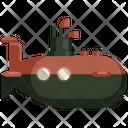 Submarine Marine Sea Icon