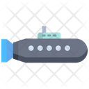 Xsubmarine Underwater Craft Sub Boat Icon