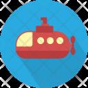 Submarine Vehicle Transport Icon