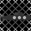 Submarine Boat Travel Icon