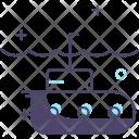 Submarine Transport Under Icon