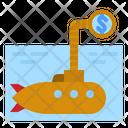 Submarine Vision Icon