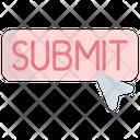 Submit Upload Send Icon