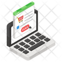 Submit Order Web Shop Shopping Website Icon