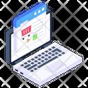 Eshopping Web Shopping Submit Order Icon