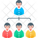 Subordination Icon