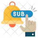 Subscribers Icon