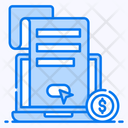 Subscription Model Business Subscription Online Business Icon