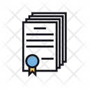 Subsequent Filing Award Certificate Icon