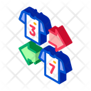 Apparel Arrow Change Icon