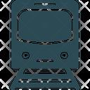 Locomotive Subway Train Icon