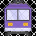 Subway Electric Train Train Icon