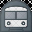 Subway Metro Transportation Icon