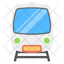 Subway Train Rapid Icon