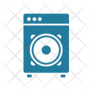 Subwoofer Loudspeakers Music System Icon