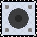 Subwoofer Speaker Woofer Icon