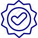 Success Finished Completion Icon