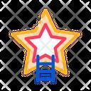 Star Sign Human Icon