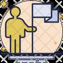 Success Achievement Goal Icon