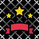 Success Award Banner Icon