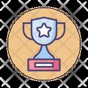 Msuccess Success Trophy Icon