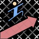 Success Achievement Progress Icon