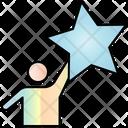 Success Career Development Icon