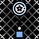 Success Goal Aim Icon