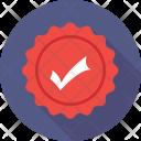 Success Verified Check Icon
