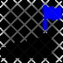 Pyramid High Level Goal Icon